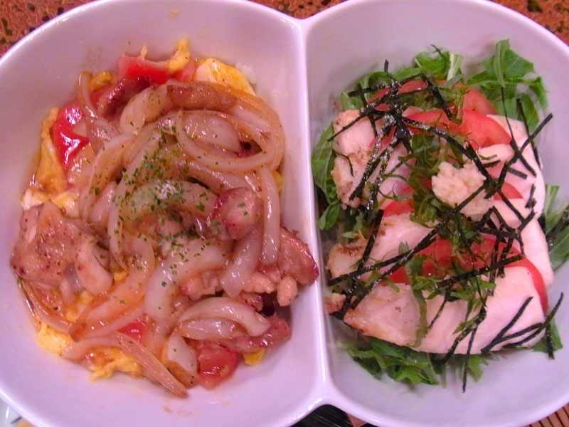 美味しいお昼ごはん 驚きの「選べる2食丼」