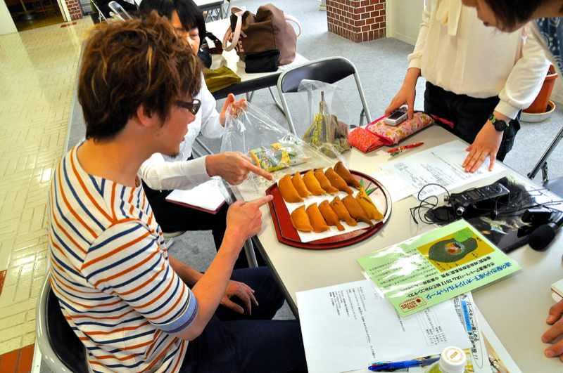 日本一の「鮎菓子めぐり」 中津川駅前にぎわい特産館