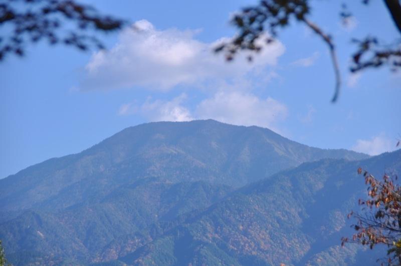 長多喜の恵那山