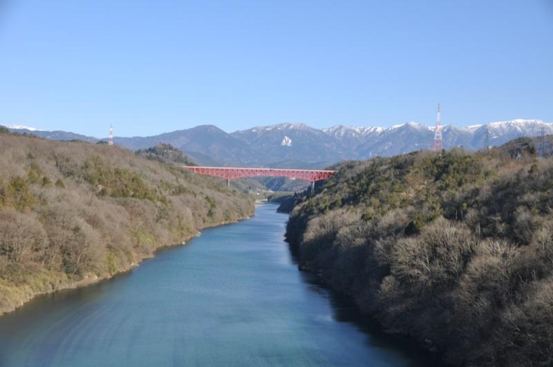 美しい恵那と橋と書いて「美恵橋」