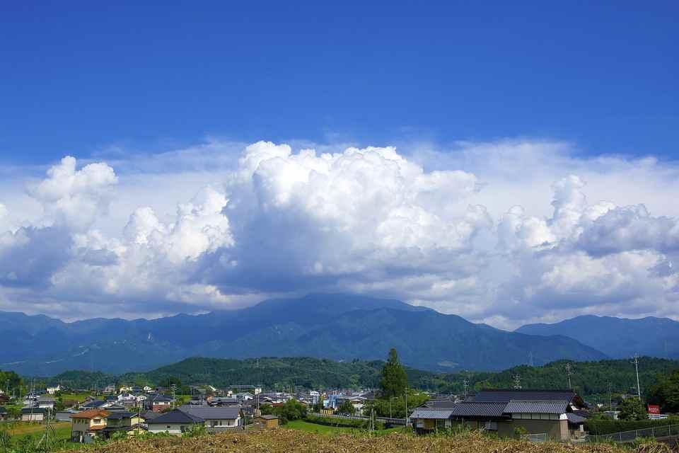 モクモクモクと恵那山に夏が来た!