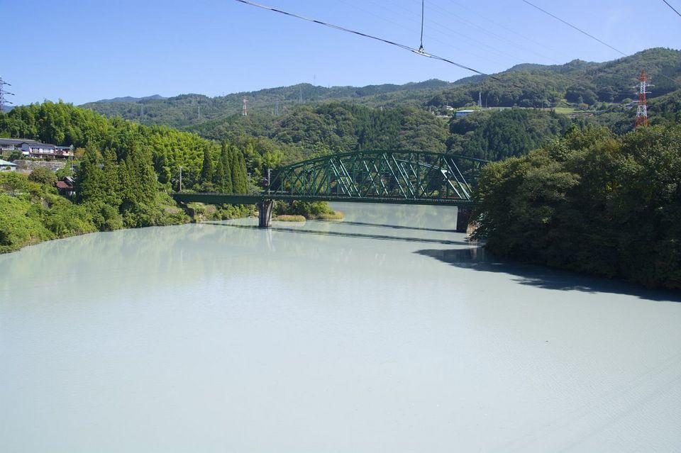 白い木曽川 9/29 Am11:00