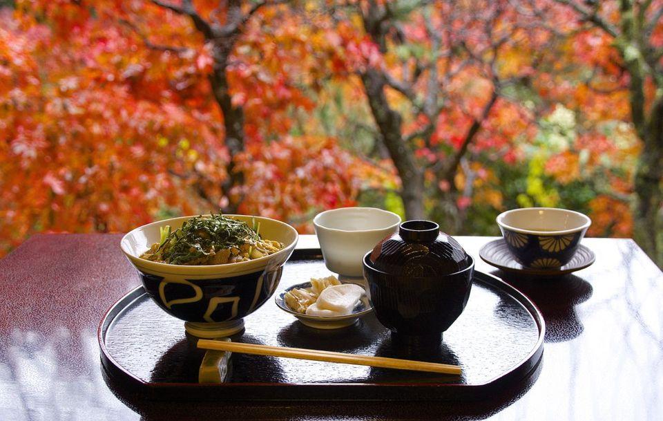 美味しいお昼ごはん  紅葉を食す、長多喜 11/26 border=