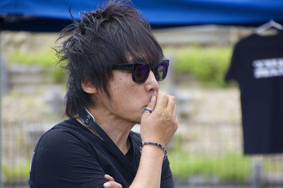 THE MAN in Rokusaiichi 2015.6.7
