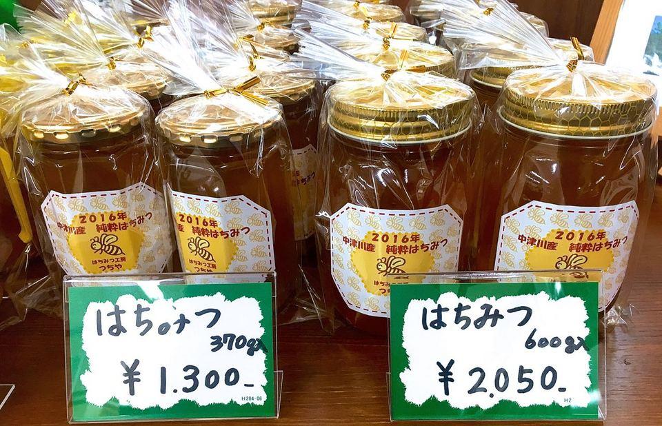中津川ハチミツ「一番搾り桜風味」本日新発売。