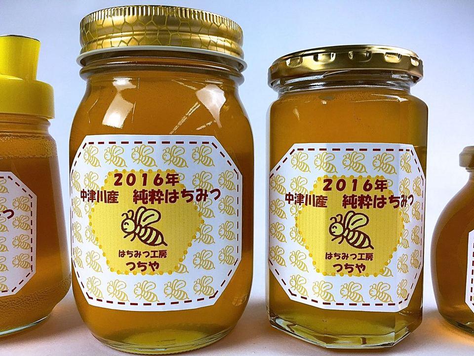 中津川はちみつ「一番搾り桜風味」本日新発売。