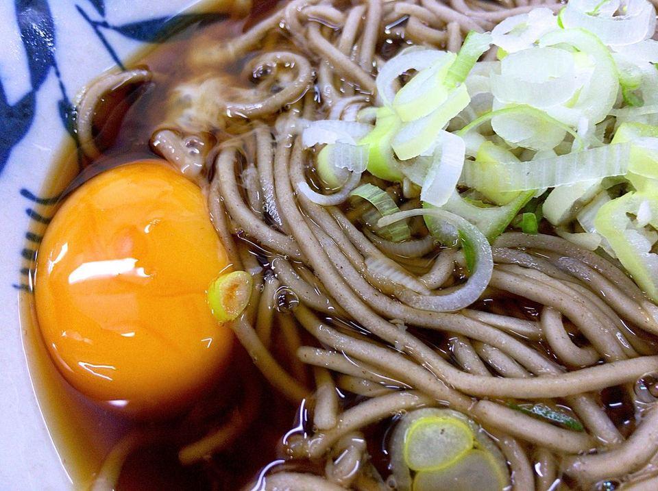 小腹が空いたら駅のそば JR中津川駅「根の上そば」
