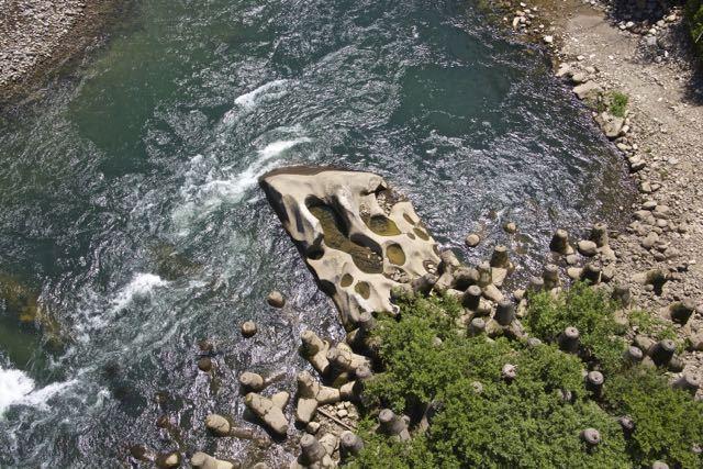 木曽川のオウケツ