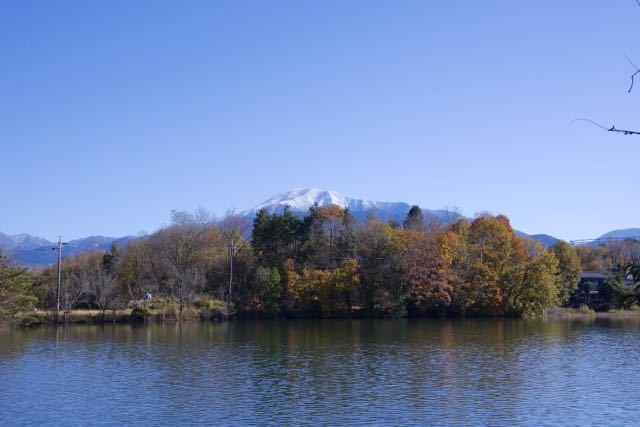 中津川の恵那山 20 1~4  11月21日撮影