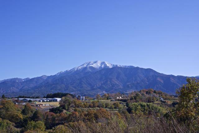 中津川の恵那山 20 5~8 11月21日撮影 border=