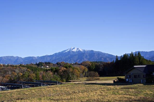 中津川の恵那山 20 13~16 11月21日撮影