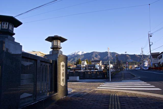 中津川の恵那山 20 17~20 11月21日撮影