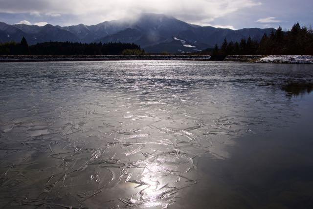 氷の馬籠梵天郷。