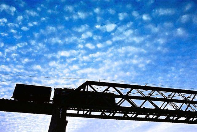思い出の北恵那電車