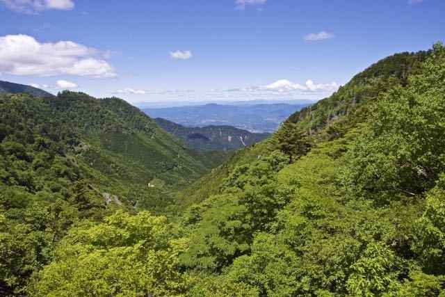 東山道最大の難所「神坂峠」