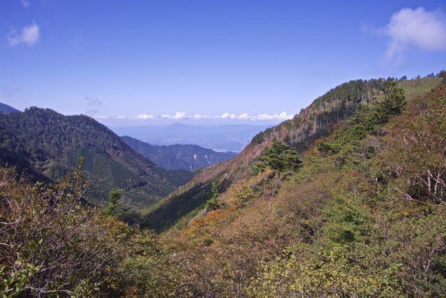 富士見台高原の紅葉始まりました。 border=