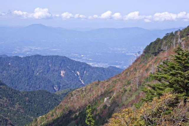 富士見台高原の紅葉始まりました。