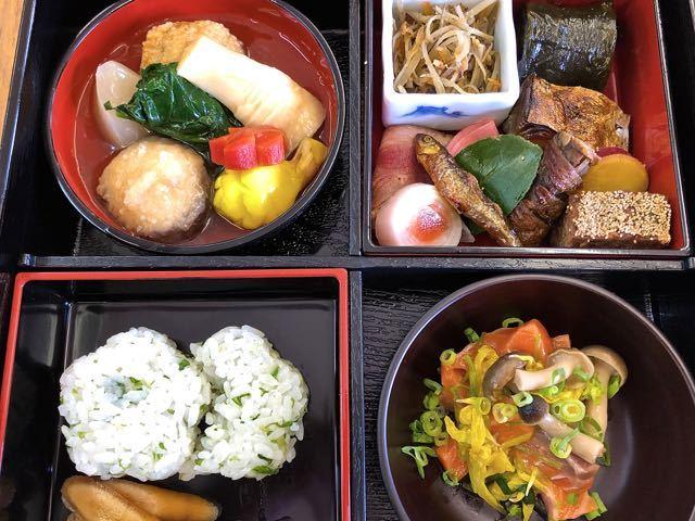 中津川の美味しいお昼ごはん お正月仕事始めの食事会 border=