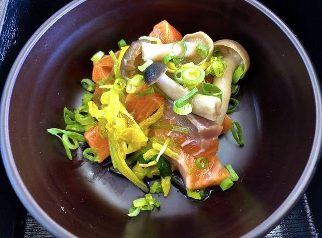 中津川の美味しいお昼ごはん お正月仕事始めの食事会