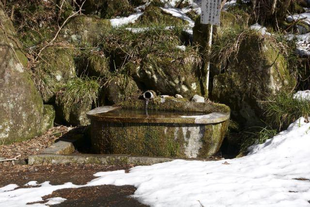 今日は立春です、あまりの暖かさに強清水へ行って来ました border=