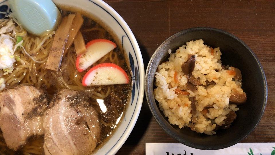 食べよまい中津川
