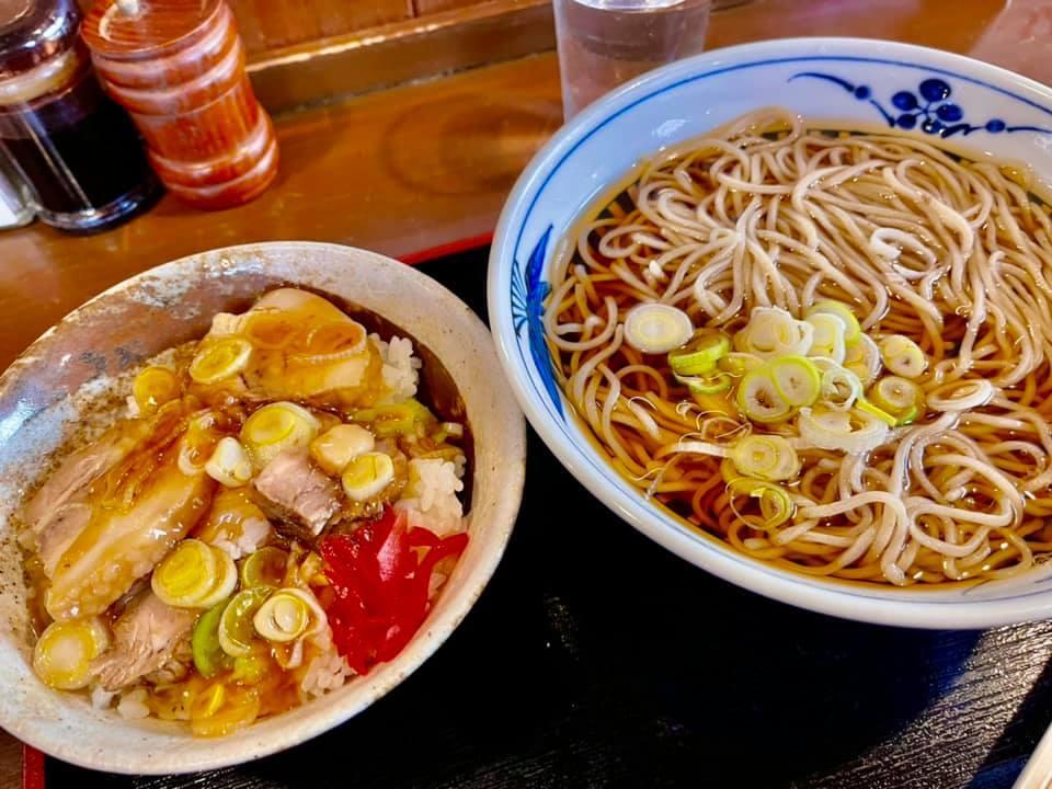 美味しいお昼ごはん中津川 付知そば茶屋