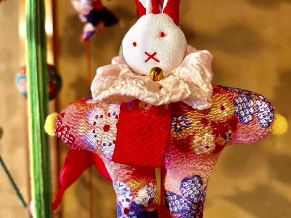 今日から三月、雛祭り。