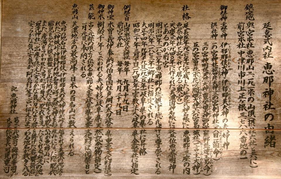 春の日差しに輝く龍。 渋沢栄一ゆかりの恵那神社