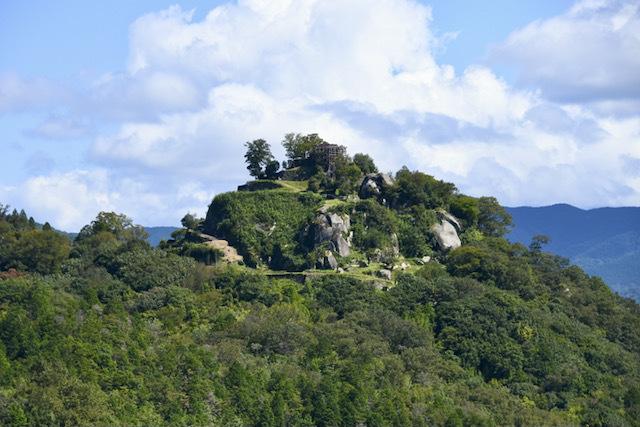 久しぶりの苗木城、10月から入城再開です。