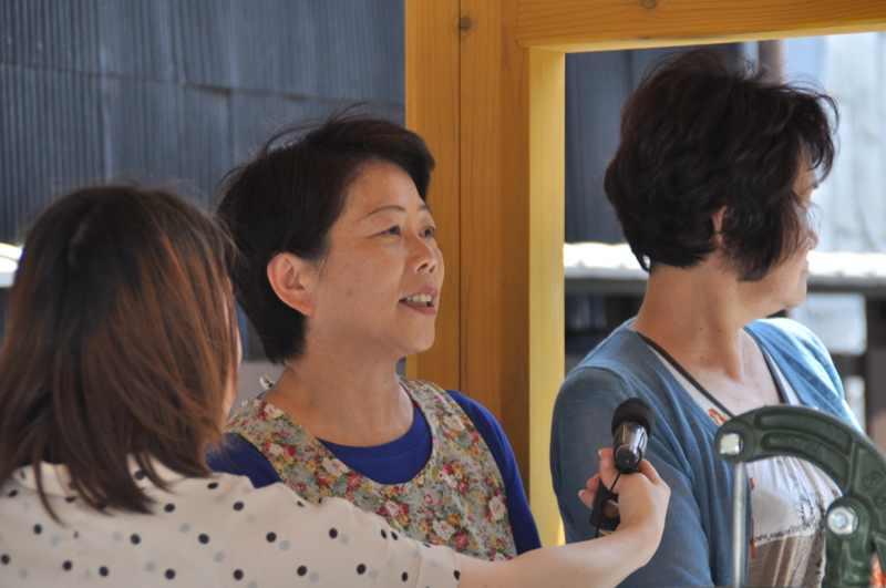 Radio80 (岐阜FM) の「GFカンパニー」が来た〜。