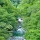ここで深呼吸、付知峡本谷橋。