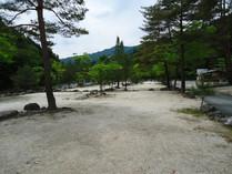 付知峡・塔の岩オートキャンプ場