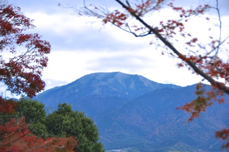 長多喜から初雪の恵那山-1