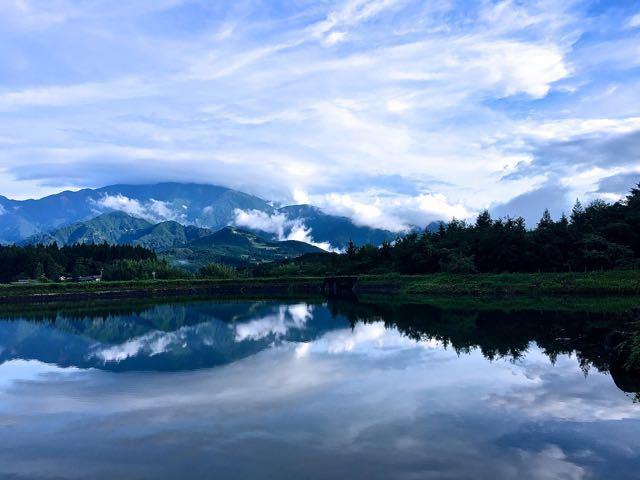 実に三週間ぶりの恵那山