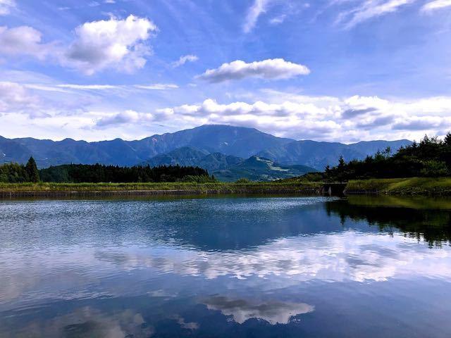 なんと‼︎ およそ十日ぶりの恵那山