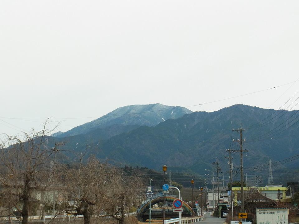 バレンタインデー恵那山
