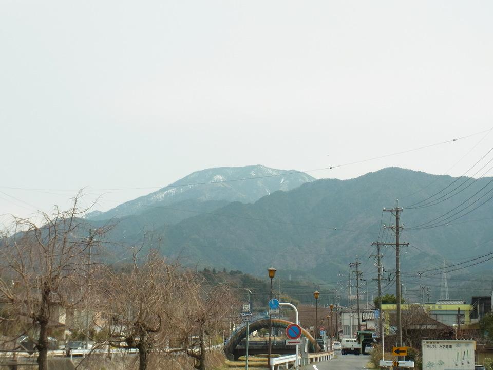 3月末の恵那山は・・・ border=