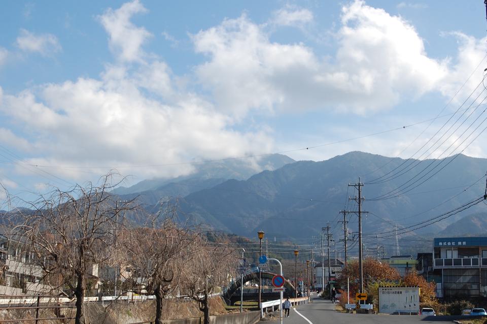 恵那山の雪は...
