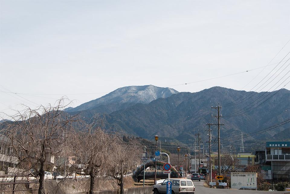 『雨水』の今日の恵那山
