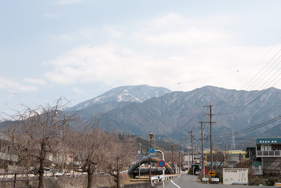 恵那山は暖かい?