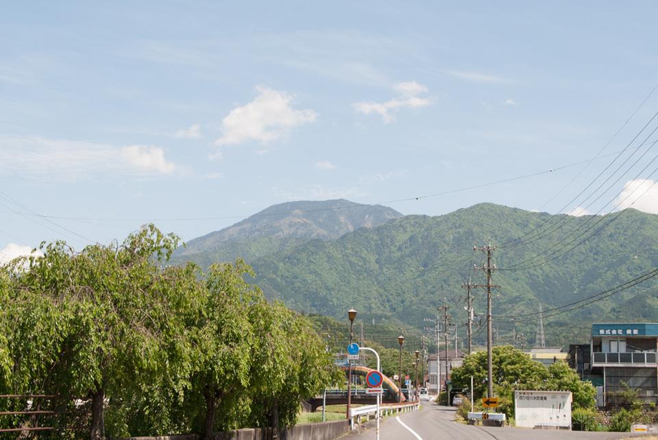 良い天気〜! border=
