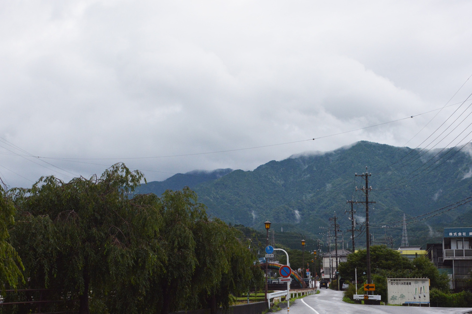 恵那山が見えるのはいつ?