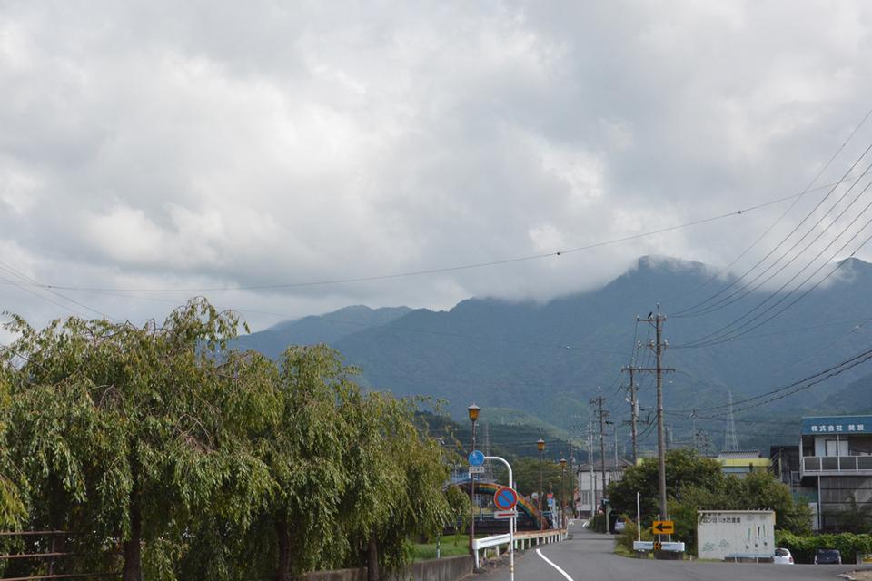 恵那山はいつ見える? border=