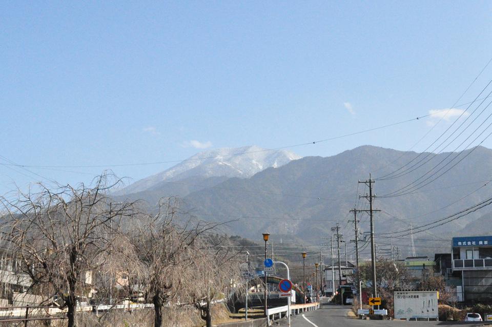 恵那山は見えますが... border=