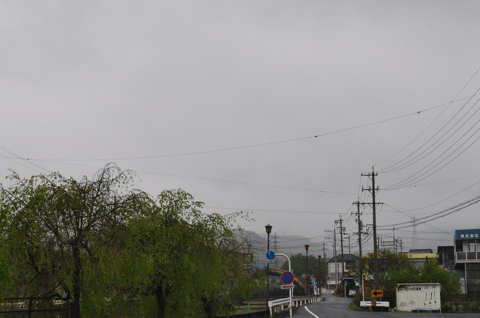 雨降りです! border=