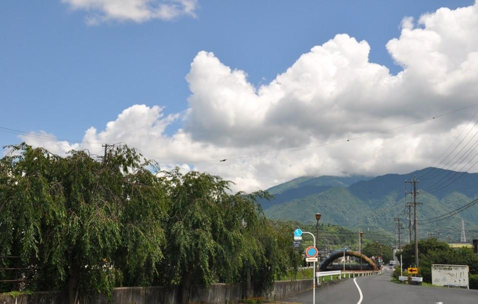夏日 border=