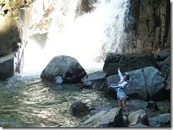 【ひろづき】迫力の滝。エメラルドグリーンの水。涼を求めて付知峡へ!