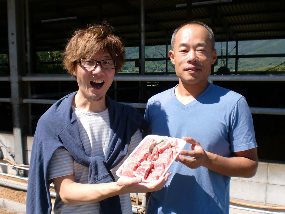 【Radio80 G.F COMPANY】JAひがしみの のおいしい地産品を紹介する「とれたて!ひがしみの!」東美濃産の飛騨牛は、すごい! border=