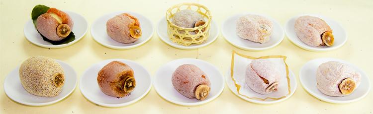【中津川「柿と栗きんとん」】にぎわい特産館だけの詰め合わせ ただいま注文受付中です