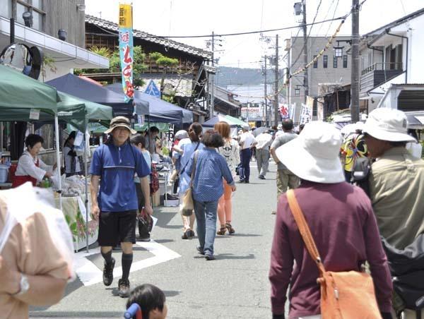【6月の六斎市】梅雨入り直前六斎市は、盛りだくさんのイベントをご用意しています。 border=